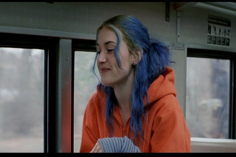 eternal sunshine of the spotless mind and why i want blue