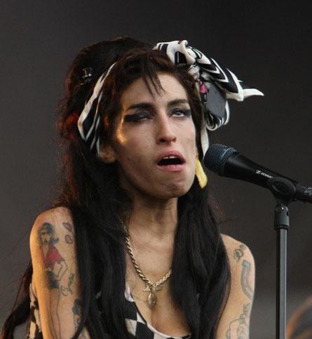 Amy Winehouse | Kate Gale: A Mind Never Dormant  Amy Winehouse